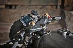 1974 Honda CB550 K0 Cafe Racer by Cameron Smyth 5