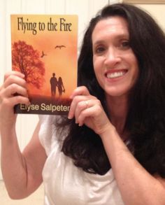 Words With Author Elyse Salpeter Book Release Party, Thriller Novels, Interview, Author, Words, Fire, Blog, Writers, Blogging