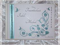 Gästebuch zur Hochzeit,Gästebuch,Farbwunsch, 69