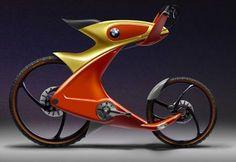 futuristic bike.