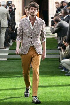 Berluti - Men Fashion Spring Summer 2014 - Shows - Vogue.it