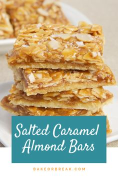 Salted Caramel Almond Bars Related posts: Salted Tahini Caramel Millionaire Bars (vegan + paleo) Salted Chocolate and Caramel Pretzel Bars Vegan Salted Caramel Almond Balls 5 ingredients and so easy! This creamy salted caramel frosting is downright addi… Oreo Desserts, Pudding Desserts, No Bake Desserts, Easy Desserts, Dessert Recipes, Baking Desserts, Bar Recipes, Vegan Recipes, Dessert Simple