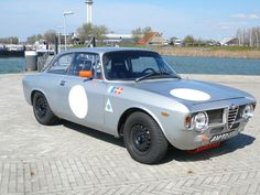 1964 Alfa Romeo Giulia Sprint GT | Classic Alfa Romeo spare parts and accessories
