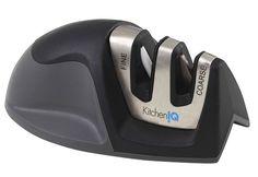 Global Knife Sharpener #global #knife #sharpener #pocket #metal #kitchen #gadgets #KitchenIQ