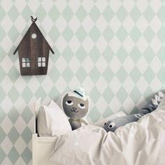Hus lampe fra ferm LIVING | 2 farver | Designfund.dk