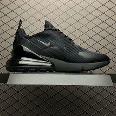 b07cf38449c Men and WMNS Nike Air Max 270 Black AH6789-006 running shoes