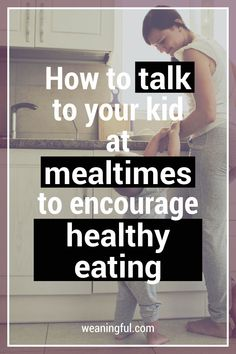 Buidling a healthy relationship between your child and the food you want him to eat starts with us. The words and attitude at the dinner table can lead to pickiness regardless of our good intentions. Find out what to avoid and how to talk so that you have a chance of raising a confident eater. Practical Parenting, Parenting Ideas, Kids And Parenting, Child Nutrition, Nutrition Education, Starting Solids, Healthy Baby Food, Baby First Foods, Introducing Solids