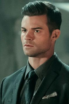 Elijah // The Originals Never got over my teenage obsession with dashing vampires