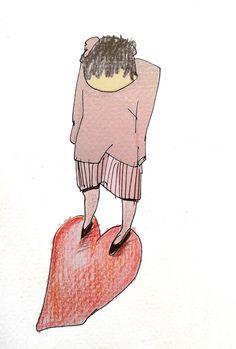 Grafica y Dibujo: corazón