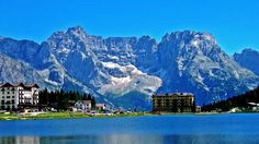 Lake Misurina Hotel