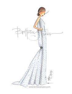 Brittany Fuson: Oscars 2015 pt. 2 Marion Cotillard www.brittanyfuson.com