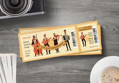 Ticket Template for only $6 | Designs.net Date, Ticket Template, Logos, Templates, Check, Stencils, Logo, Western Food, Legos
