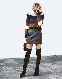 Bloggers Can't Stop Wearing These Winter Outfit Combinations via @WhoWhatWear