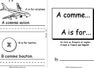 [Some] free French worksheet printables that teach animals, colors, numbers and other vocab. for children #learning #spanish #kids