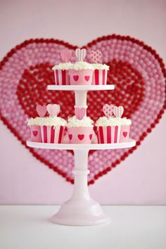 The Party Wagon - Blog - LOVELY VALENTINE DESSERT IDEAS