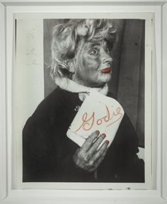 Lee Godie lived two lives -- one as a homeless women on the streets of Chicago, the other as a glamorous artist whose self-portraits continue to enchant.