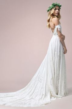Nomadic Love | Rue De Seine Wedding Dress Collection | Bridal Musings Wedding Blog 107