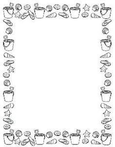 Maestros de Corazón: Notas para enviar a casa (En blanco para editar e imprimir) Borders For Paper, Borders And Frames, Free Printable Coloring Pages, Free Printables, Kindergarten Portfolio, Class Decoration, Cover Pages, Coloring Sheets, Art Education