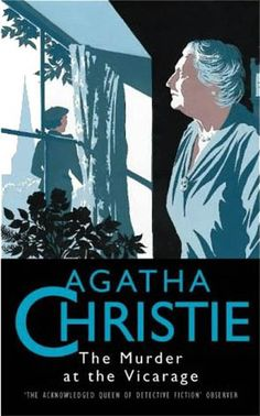 Murder At the Vicarage - Agatha Christie - Another entertaining Miss Marple mystery.