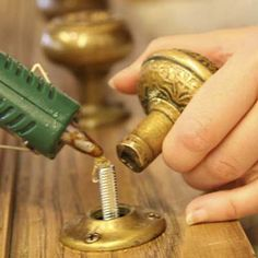 Photo: John W. Taylor | thisoldhouse.com | from How to Make a Doorknob Coatrack