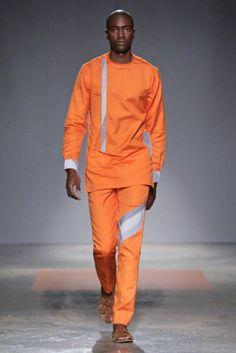 Menswear Designs For The Dapper African Men!