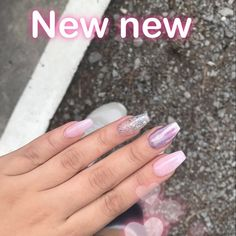How to choose the shape of nails? - My Nails Acrylic Nails Stiletto, Almond Acrylic Nails, Summer Acrylic Nails, Almond Nails, Coffin Nails, Cute Nails, My Nails, Pretty Nails, Natural Gel Nails