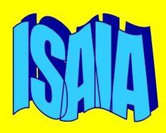 ECCO IL SIGNIFICATO ETIMOLOGICO DEL NOME ISAIA Isaia ecco un nome che sicuramente molti di noi associano ad un personaggio presente nella Bibbia. Dunque il profeta Isaia e chissà perchè, nonostante questo importante personaggio storico, il nome i questione non si sia diffuso così tanto nel mondo. In particolare in Italia esso è davvero poco presente, complice anche il fatto che è un nome esclusivamente maschile e non presenta una sua versione #isaia #etimologia #signific