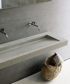 ♂ Contemporary Minimalist sink Neutral Design