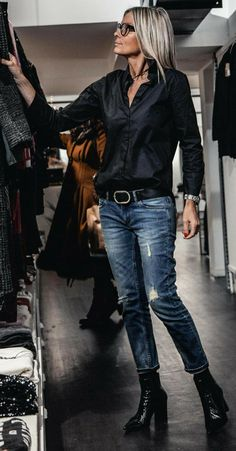 Mode Outfits, Stylish Outfits, Fashion Outfits, Womens Fashion, Fashion Over 50, Look Fashion, Winter Fashion, Looks Style, Casual Looks
