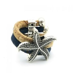 Cheap women rings, Buy Quality ring ring directly from China ring women Suppliers: Natural Cork starfish sea star Portuguese cork women Ring soft original, adjustable handmade Starfish Ring, Cork Wood, Wood Stars, Artisanal, Sea Creatures, Portuguese, Jewelry Accessories, Cufflinks, Gemstone Rings