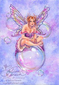 Bubbles by Selina Fenech
