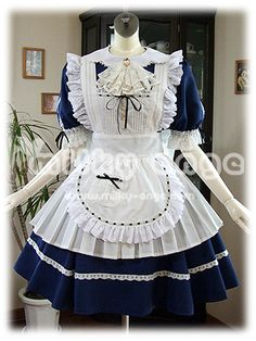 Prettiest maid costume  ♡