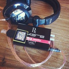 Rx Mk3-b. Triple Pipe, iPod Nano, ALO re-cabled Ultrasone Edition 9 #mysetup