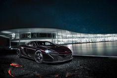 Cars - McLaren 650S : la version Coupe Concept MSO serait parfaite pour 007 ! - http://lesvoitures.fr/mclaren-650s-mso-coupe-concept/