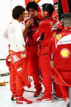 """No Fernando, I afraid we can't sabotage Kimi's brakes like you wanted!"""