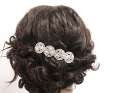 Wedding Head PieceBridesmaid Gift Bridesmaid от MadeForHerCouture