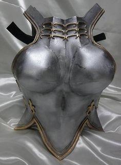 "How to make Body armor - ""Hagane no sirousagi kisidan""Gabrlella - GYAKUYOGA [Tutorial of Cosplay weapon,aromor,prop]"