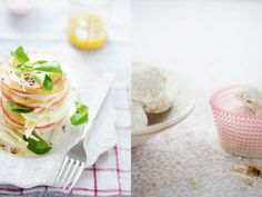 Pear, Apple and Fennel Salad and More Holiday Cookies :: Cannelle et VanilleCannelle et Vanille