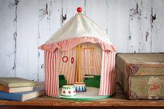 big top circus tent by armstrong ward   notonthehighstreet.com