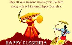 {BEST} Happy Dussehra Whatsapp Status Messages