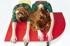 Pupa Neumann, Jeanne & Jeanne, 2011, Doppelgänger Series, courtesy NextLevel Galerie