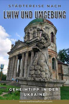 Wenn du auf osteuropäische Städte wie Krakau oder Prag stehst, dann solltest du dir einen weiteren Namen notieren: Lwiw (auch: Lemberg). Das Schmuckstück liegt ganz im Westen der Ukraine und hat vermutlich alles, was du auf einem Städtetrip begehrst.