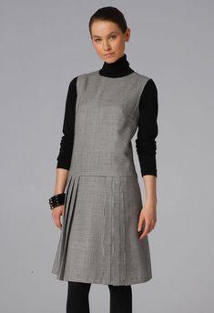 Schnittmuster: Trägerkleid - Download - Weitere Kleider - Kleider - Damen - burda style