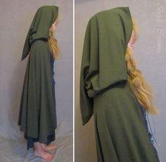 wood elf cloak; it's me again!!!!
