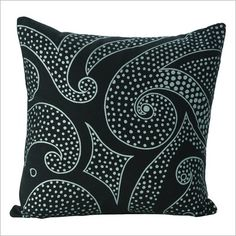 Newton Printed Paisley Cushion IDC Velvet Cushions, Floor Cushions, Cushions Online, Paisley, Decor Ideas, Inspire, Indoor, Interiors, Artists