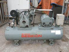 Tư vấn cách chọn mua máy nén khí cũ Như các bạn đã biết trên thị trường hiện nay bán rất nhiều loại máy nén khí khác nhau, và cũng có rất nhiều nơi bán máy nén