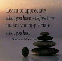 Gratitude ❤️