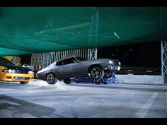 Chevy Chevelle from Fast Five