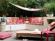Outdoor Entertainment Area Design Ideas