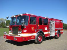 ◆Boston, MA FD Engine 52 ~ 2012 KME Predator Severe Service 1250/750 Pumper◆